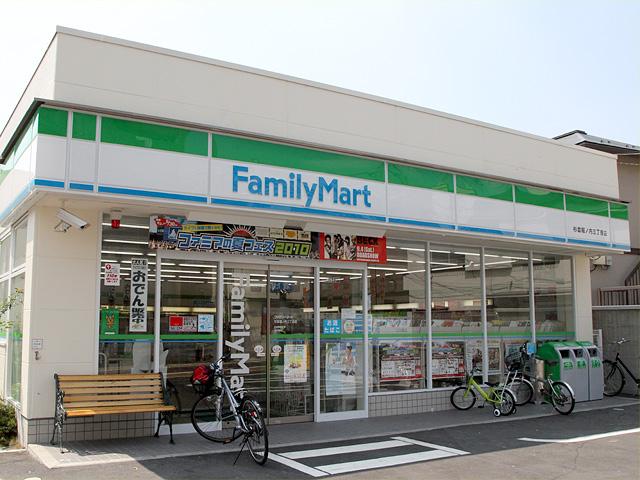 ファミリーマート 杉並堀ノ内三丁目店